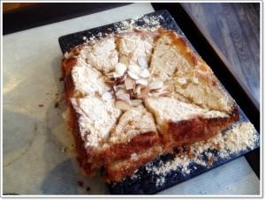 ソルビンきな粉もちトースト