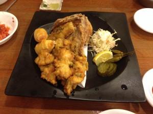 釜山おすすめフグ鍋