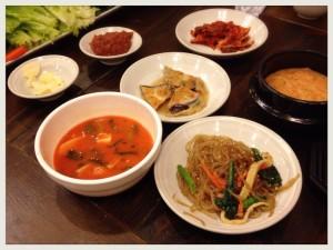 南浦洞韓定食2