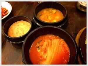 南浦洞韓定食3