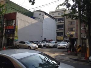 釜山駐車場