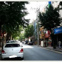 韓国駐車違反6