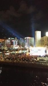 影島橋祭り2