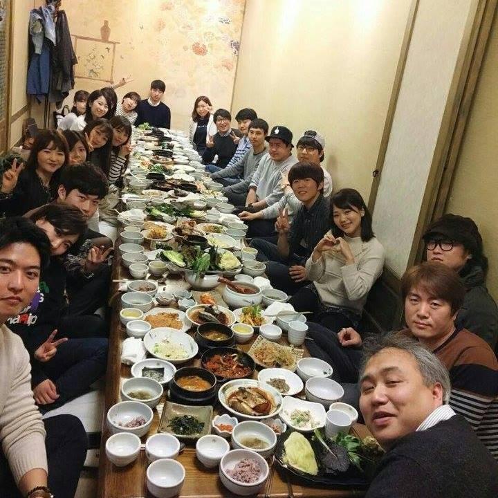 第1回釜山日韓交流会