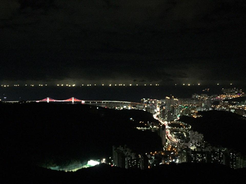 釜山夜景1