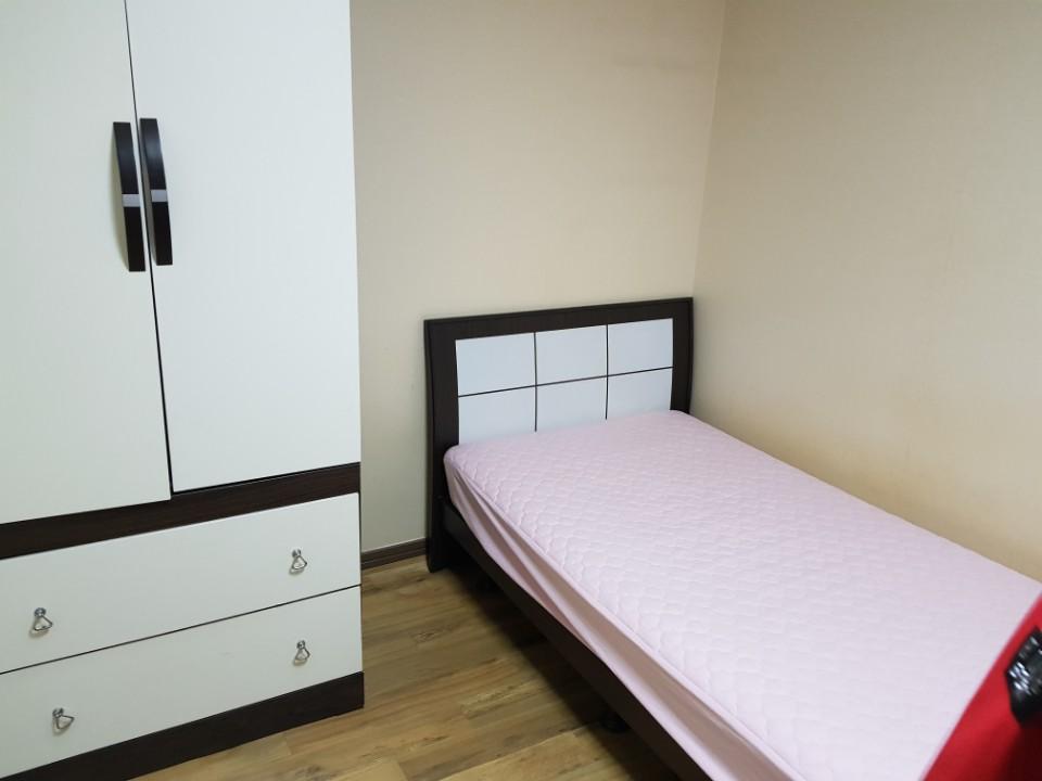 小さい部屋