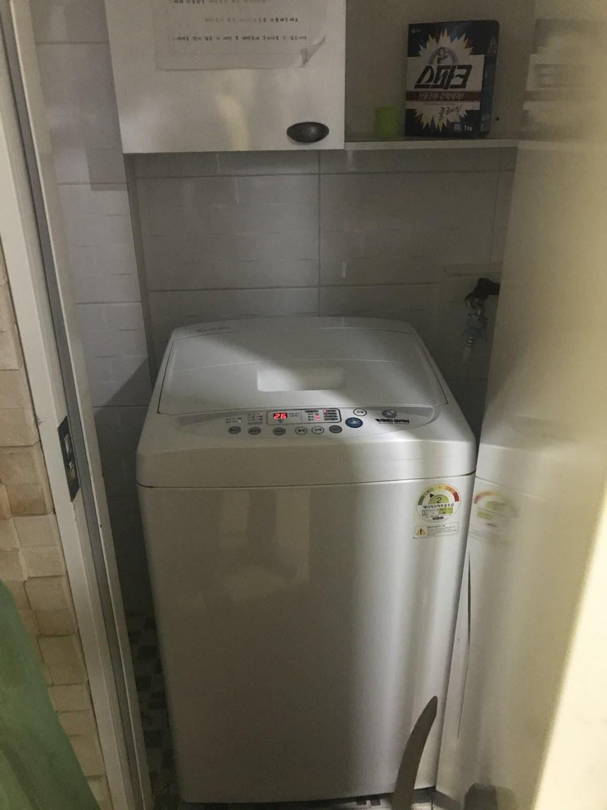 4階洗濯機