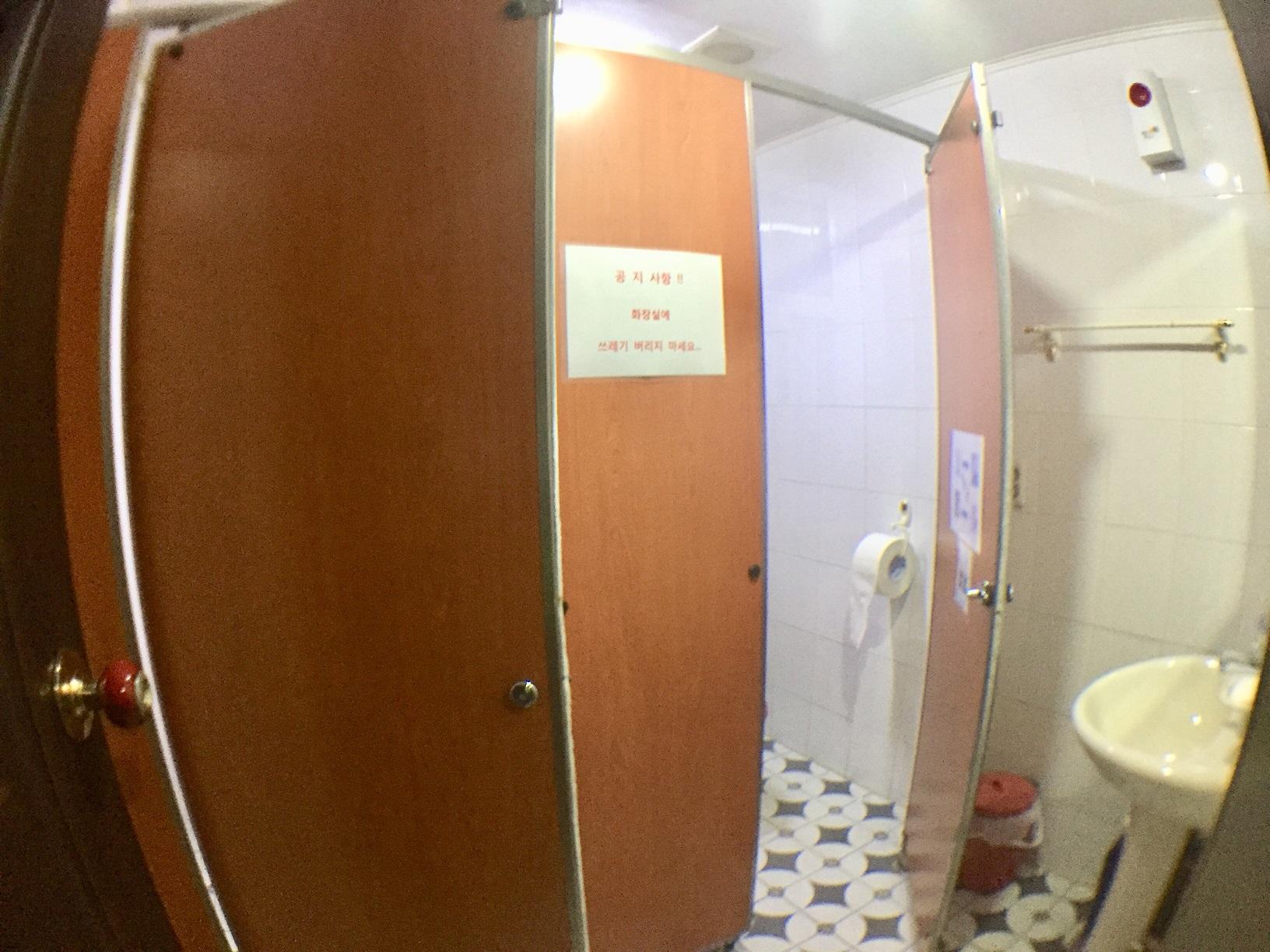 女性トイレ2