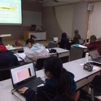 釜山語学留学の様子1