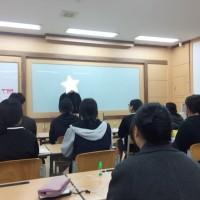 釜山留学(高校日本語授業)