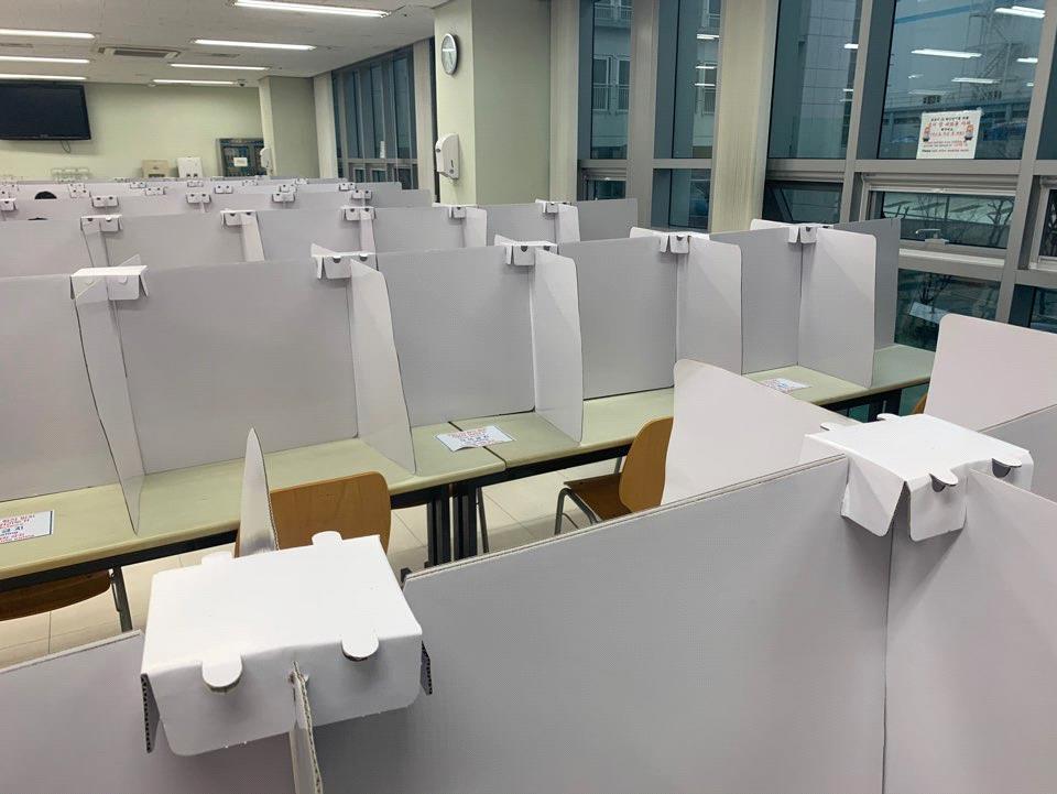 釜慶大学寄宿舎食堂6