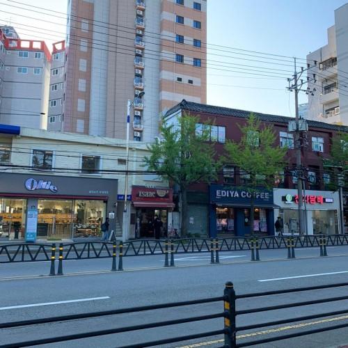 釜慶大学周辺2