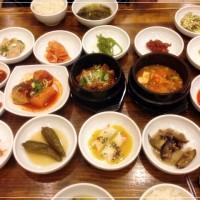 南浦洞韓定食