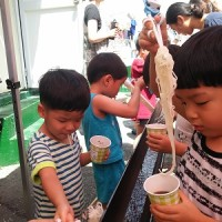 1回釜山ボランティア
